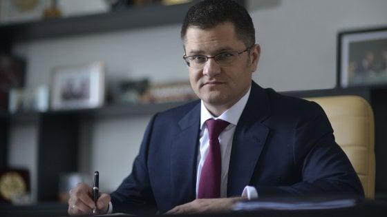 """Vuk Jeremic, leader dell´opposizione serba: """"Rischio di un ritorno all'autoritarismo del passato"""""""