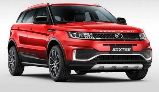Land Rover Batte I Cinesi Bloccata La Produzione Del Clone Dell Evoque La Repubblica