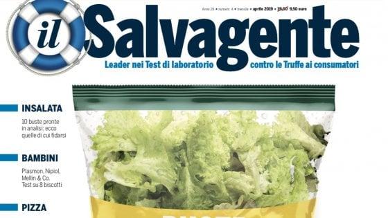 Cosa si nasconde nelle insalate in busta