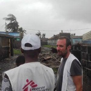 """Mozambico, il coordinatore di Msf da Beira: """"Città distrutta dal ciclone. Il più grande disastro ambientale nell'Africa australe"""""""