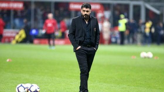 Milan, Gattuso 'ringrazia' le  nazionali: in tre ritrovano il sorriso