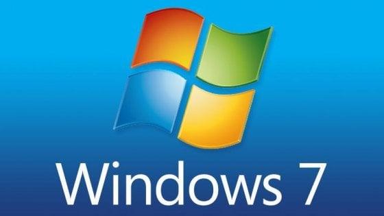 Windows 7 va in pensione, un anno di tempo per cambiare