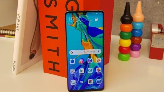 Huawei P30 e P30 Pro: lo smartphone cinese con la fotografia fa sul serio