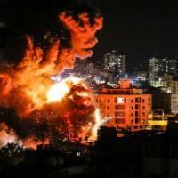 La tregua non ferma i razzi: nella notte combattimenti fra Israele e le milizie ...