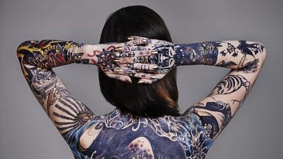 Tatuaggi, attenti a quei colori. Ritirati quattro inchiostri