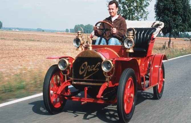 "Opel Docktorwagen, l'""automobile per tutti"""