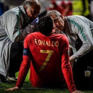 Juventus, Cristiano Ronaldo può farcela per l'Ajax
