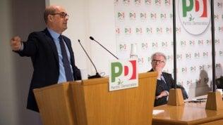 """Prima direzione con Zingaretti: """"Alleanze intorno al Pd per europee e voto locale"""" video"""