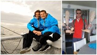 L'atleta disabile che fa il girodel mondo per regalare protesi