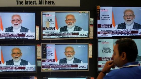 """India, riuscito test missilistico. Modi: """"Ora siamo quarta superpotenza con sistema di difesa spaziale"""""""