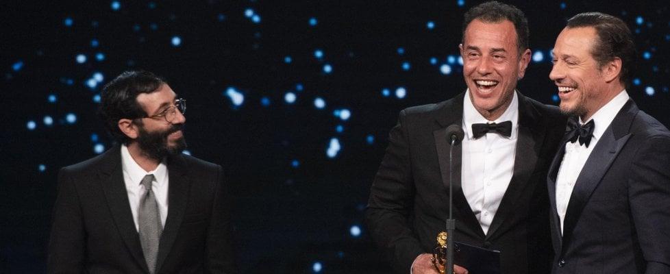 """David 2019, trionfo 'Dogman'. Borghi premiato per 'Sulla mia pelle': """"Questo è per Stefano Cucchi"""""""