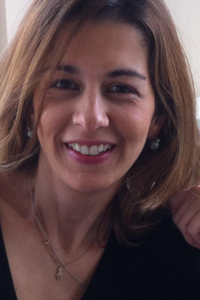 Anna Paola Giuliani, assessore alla Cultura, Foggia