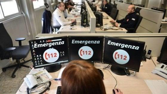 Numero unico emergenza, indagine conoscitiva in Senato per valutare efficienza e problemi