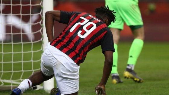 Milan, rissa con Biglia: multa di 40mila euro a Kessié. E in estate possibile addio