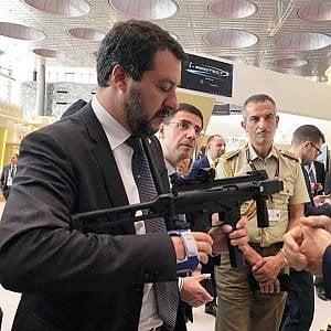 Armi, la proposta della Lega per agevolarne acquisto e detenzione in casa