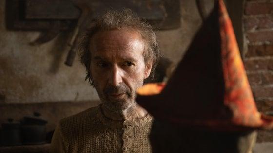 Ecco la prima foto di Benigni - Geppetto nel film 'Pinocchio' di Matteo Garrone