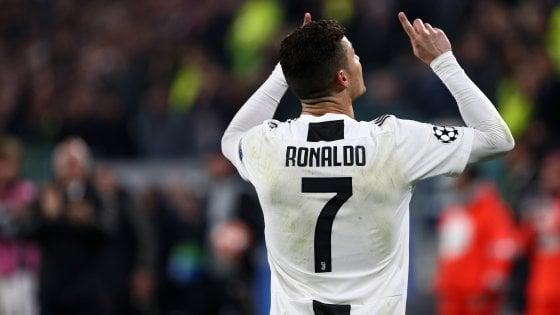 """Juventus, Allegri: """"Ronaldo sta bene, ma meglio non averlo con l'Ajax che perderlo due mesi"""""""