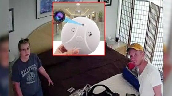Privacy, Airbnb di nuovo sotto accusa per le videocamere nascoste ...