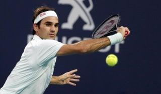 Tennis, Federer e Isner i finalisti di Miami: niente da fare per le giovani promesse canadesi