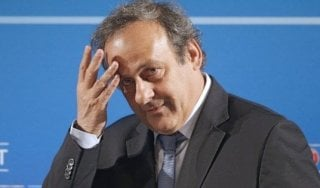 """Platini all'Onu: """"Il Var non mi piace, la Juve favorita per la Champions"""""""