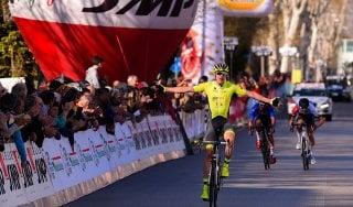 Ciclismo, Coppi&Bartali: a Robeet la 4a tappa, Hamilton ancora leader
