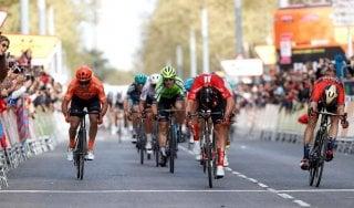 Ciclismo, Giro di Catalogna: sesta tappa a Matthews