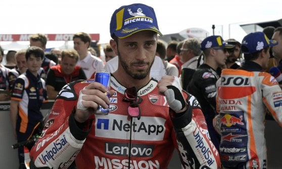MotoGp, Argentina: pole di Marquez, Dovizioso terzo e Rossi quarto