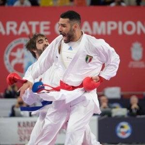 Europei di karate, l'Italia fa il pieno: 8 medaglie