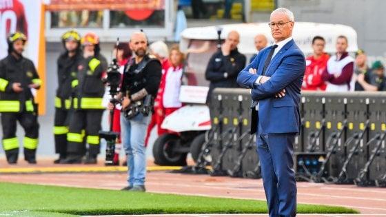 """Roma, Ranieri: """"Corriamo poco"""". Rabbia Pallotta: """"Basta, ora fuori le p...."""""""