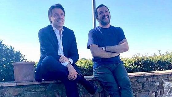 """Di Maio e Salvini a Tria: """"Firmi il decreto sui risparmiatori"""". Il leghista contro Confindustria: """"Ci attacca ma chiede incontri"""""""