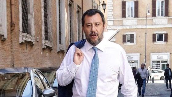 """Osservatorio Eurispes: """"Salvini protagonista incontrastato dei tg, staccato Conte, solo terzo Di Maio"""""""