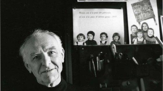 Robert Doisneau oltre il bacio: il fotografo che volle catturare il secolo gentile