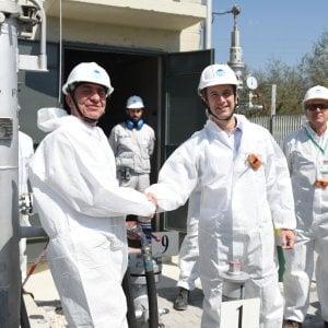 Snam, svolta per il futuro: prima in Europa a immettere idrogeno in rete