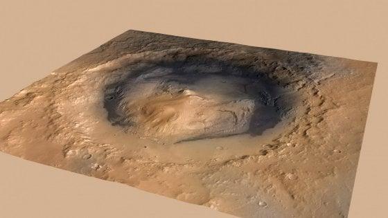 C'è gas metano su Marte: la conferma in uno studio italiano