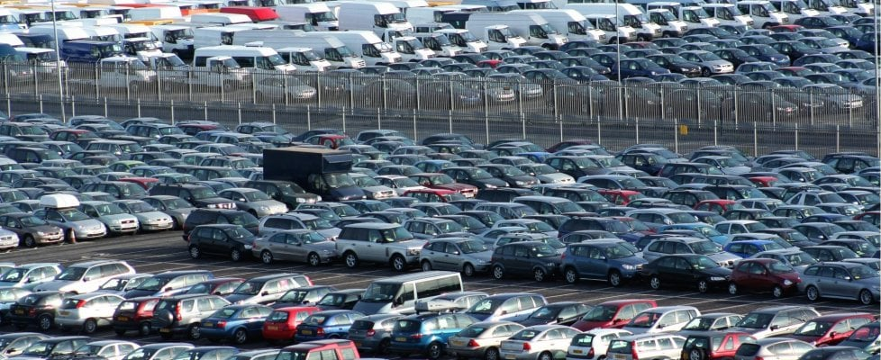 Mercato auto, marzo a meno 9,6% nel primo mese di Ecobonus