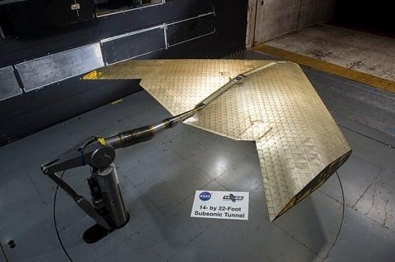 Un giorno voleremo con ali flessibili, su aerei dal design rivoluzionario