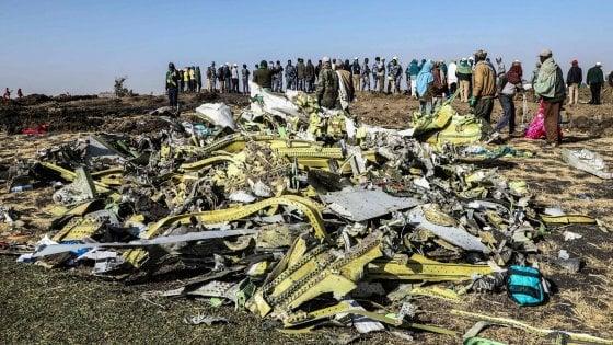 Etiopia, schianto Boeing con 157 morti