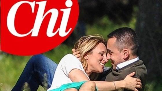 """Virginia Saba, la fidanzata di Di Maio, racconta: """"Siamo innamorati folli. Vorrei diventare mamma"""""""