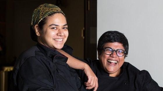 """La """"cheffe"""" Ritu  che conquista Milano  con i sapori dell'India"""