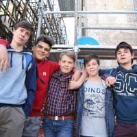 I ragazzi de L'Aquila per ridare vita alla città terremotata