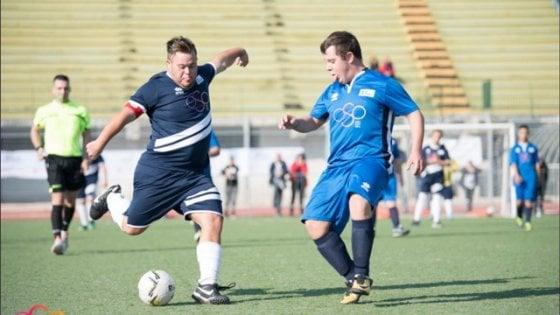 Gambe di ferro, cuore d'oro: la storia di Guido, che gioca a calcio in nazionale