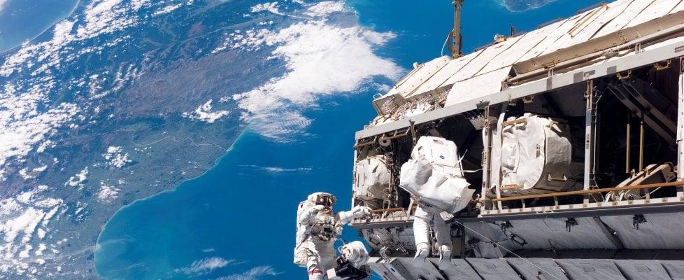 """Detriti del satellite indiano in caduta. """"Basso rischio per la Stazione spaziale internazionale"""""""