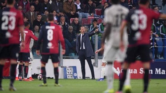 """Juventus, Allegri: """"Kean deve rispettare gli avversari. Ma cacciamo i razzisti dagli stadi"""""""