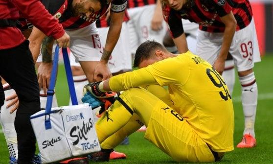 Milan, un mese di stop per Paquetà. Gattuso perde anche Donnarumma