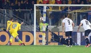 Frosinone-Parma 3-2, rigore di Ciofani al 103': i ciociari 'espugnano' lo Stirpe