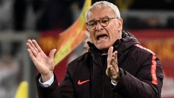 """Roma, Ranieri: """"Visto reazione, mi devo accontentare"""". Zaniolo: ''Restare? Vedremo''"""