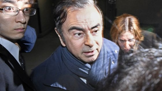Nissan: Ghosn, arrestato nuovamente
