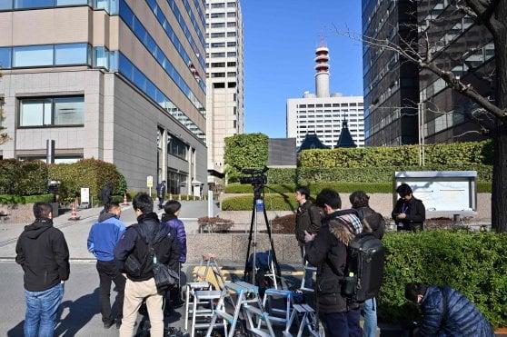 Giappone riarrestato l'ex capo di Nissan Renault Carlos Ghosn
