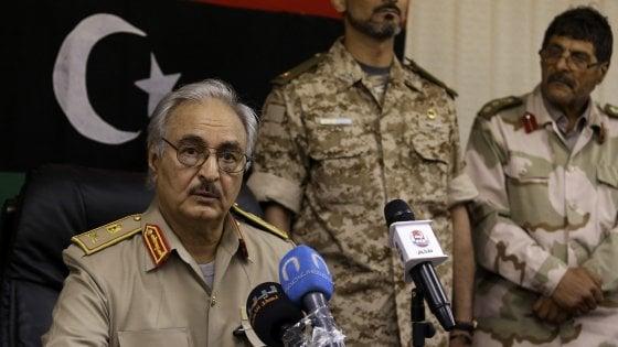 Libia, Haftar fermato alle porte di Tripoli.  Anche le milizie di Misurata proteggono la città