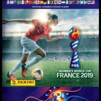 La Panini al Mondiale di calcio femminile, in edicola le figurine delle azzurre